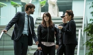 Broadchurch … great acting but was the script up to it?