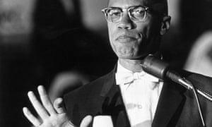 Malcolm X circa 1962