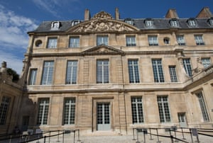 The Musée Picasso in Paris.