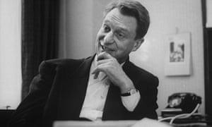 David Astor editor of the observer