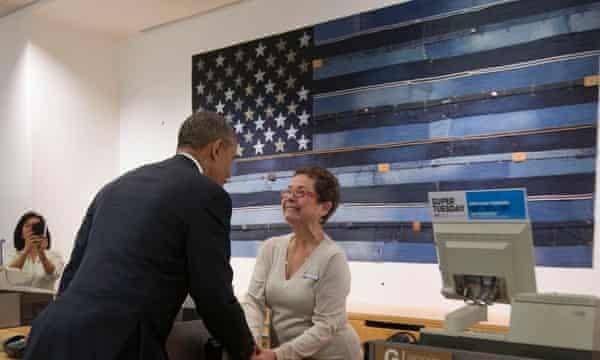 Obama Gap