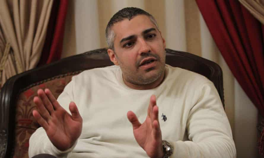Al-Jazeera journalist Mohamed Fahmy says the network left him and his Egypt-based colleagues unprotected.
