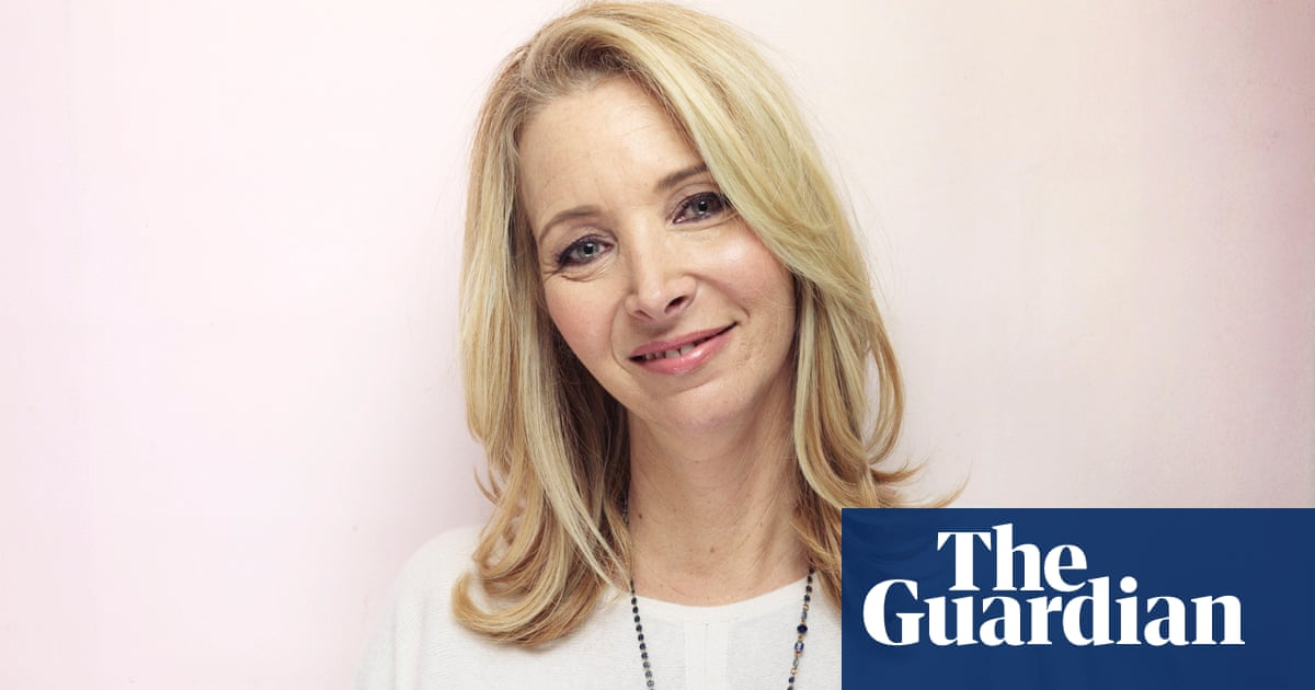 Lisa Kudrow on Friends, Phoebe and why women in Hollywood should
