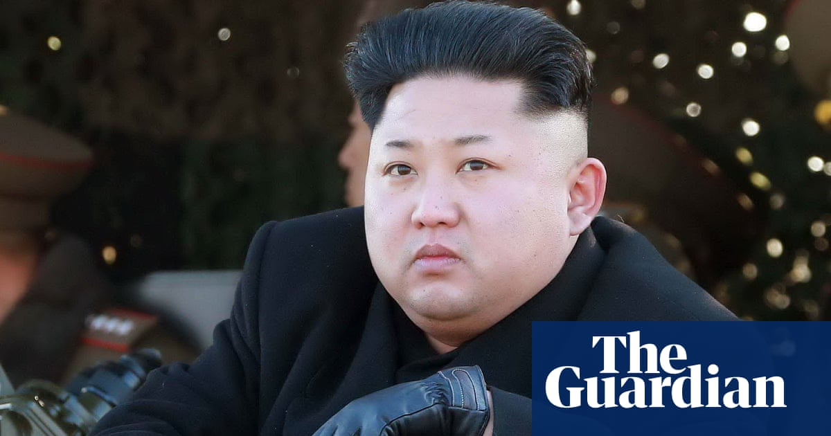Kim Jong Un Defies Gravity With New Haircut Fashion The Guardian