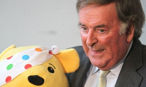 Terry Wogan got into hot water after he had received a'honorarium' from the BBC for hosting Children in Need.