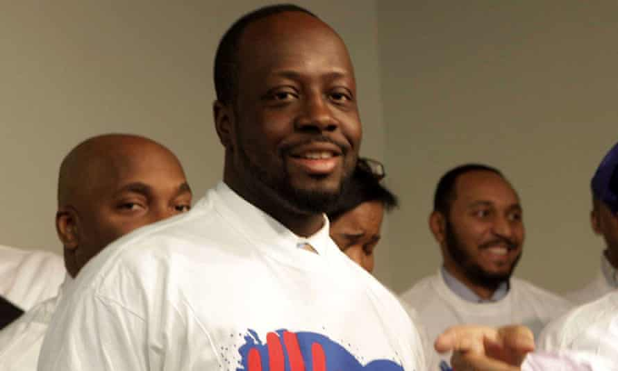 Wyclef Jean is alleged to have paid himself a substantial amount from his Yéle Haiti charity.