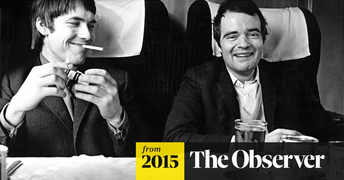 The aristo and the spiv: the true story of the men behind