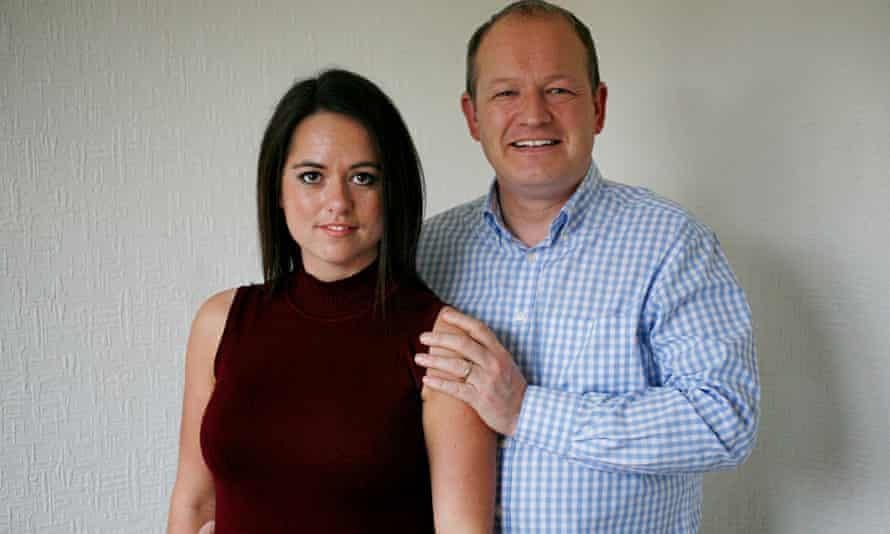 Karen and Simon Danczuk