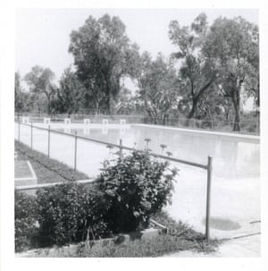 Moree swimming pool in 1965.