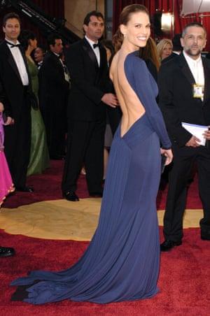 Hilary Swank in 2005