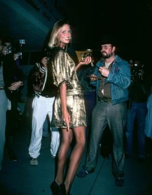 Lauren Hutton in 1980