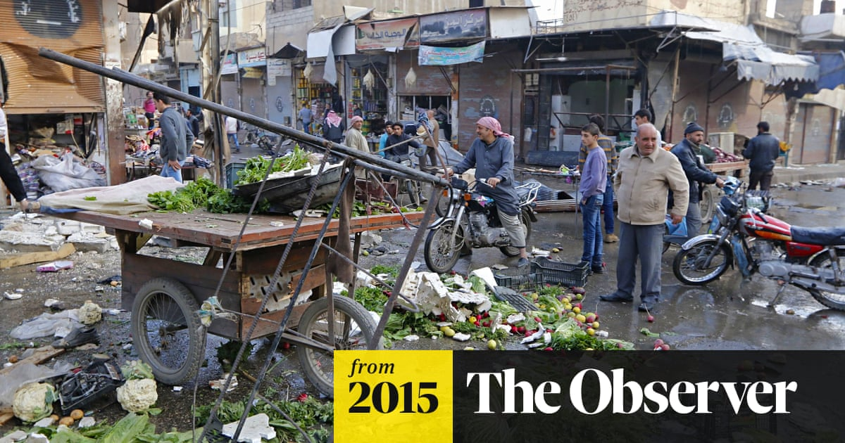 Inside the Islamic State 'capital': no end in sight to its grim rule