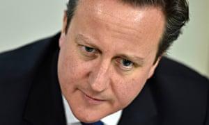 David Cameron uk eu poll