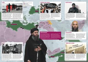 Islamic State's advance