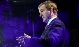 Irish prime minister Enda Kenny urged backing for gay marriage equality when he addressed his party conference.