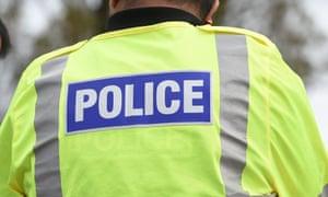A West Midlands police officer.