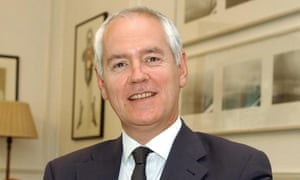 Lord Macdonald, QC, the former director of public prosecutions.