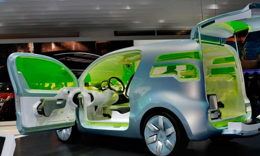 Greener cars won't necessarily lead to fewer carbon emissions from vehicles.