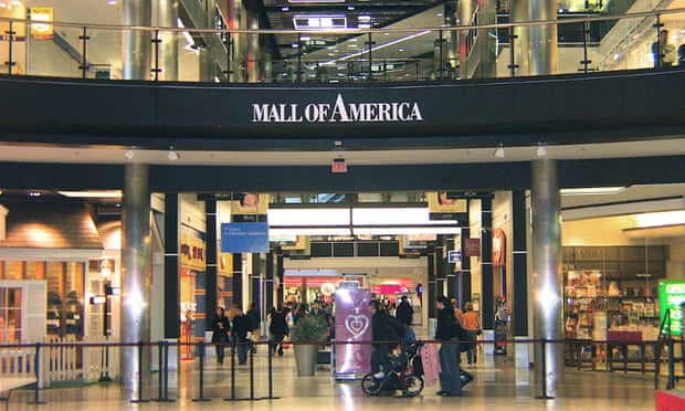 The Mall of America in Minnesota. Al-Shabaab has called for attacks on shopping malls in the UK, US and Canada.