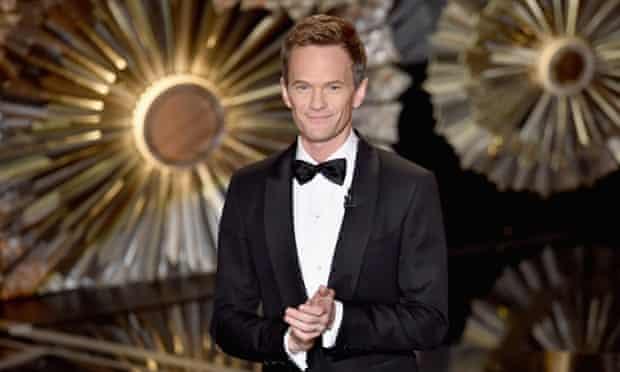 Your host ... Neil Patrick Harris.