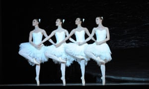 aa041ecd06b3 Australian Ballet: Swan Lake review – savage and beautiful to watch ...