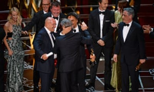 birdman wins oscar for best film