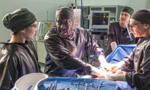 Sky 1's medical drama Critical