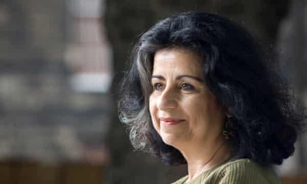 Prominent Egyptian novelist Ahdaf Soueif