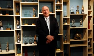 Richard Berman, in the Washington offices of Berman and Company, May 6, 2010. Berman has helped found six nonprofit groups that critics say are nothing more than moneymakers for his communications firm.