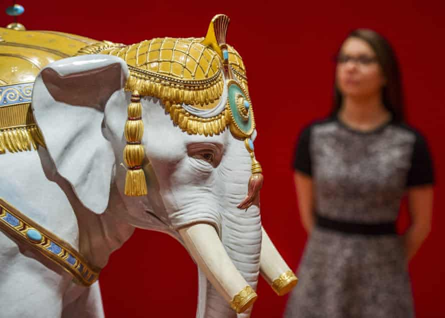 Elephant 1889 by Thomas Longmore and John Henk.