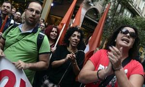 Greece tax demo