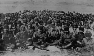 Turkish soldiers on eastern front during the first world war. Rogan brings extensive knowledge and research to a familar story.