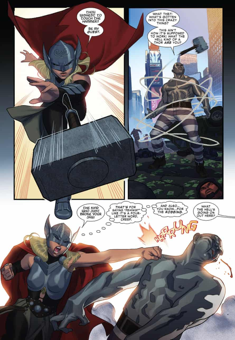 Thor issue 5 Courtesy of Marvel