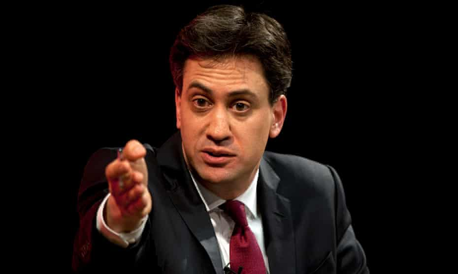 Ed Miliband suggested limits on MPs' earnings from second jobs should be capped at around 10% or 15% of their parliamentary salaries.