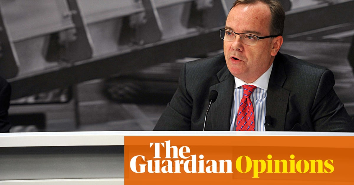 The Guardian view on Stuart Gulliver: performance unrelated pay