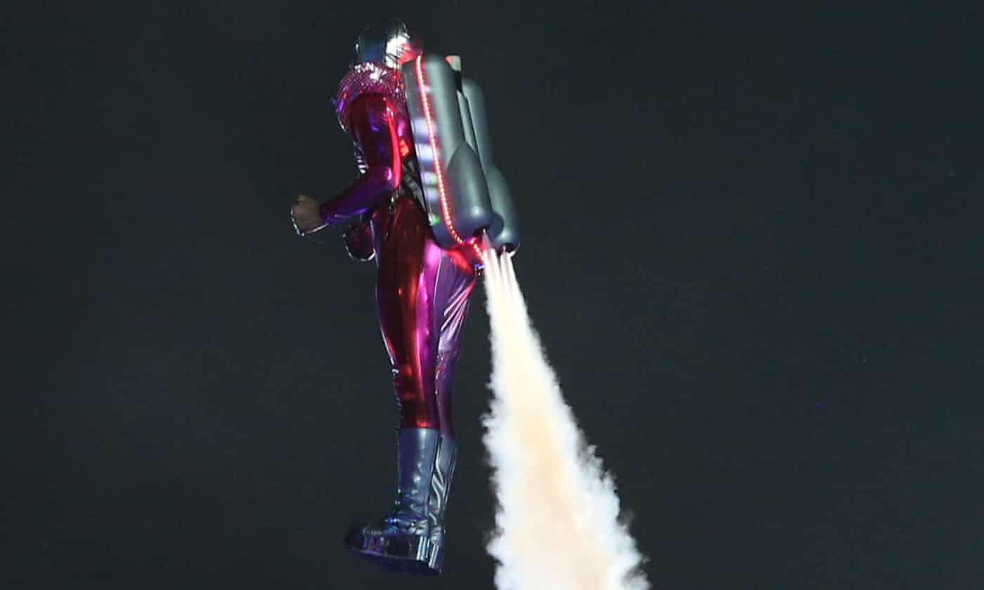 Jetpacks: niche hobby or future transport for the masses?
