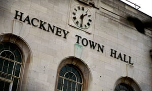Hackney Town Hall.
