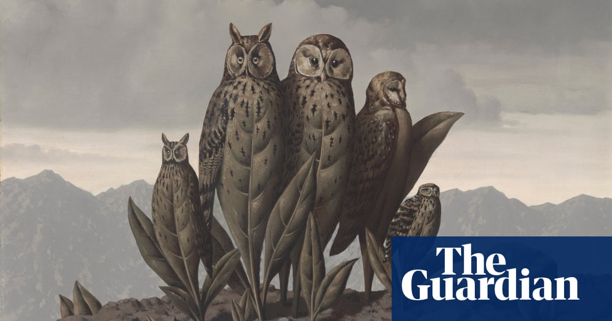 Modern Exhibition Stand Up Comedy : Why magritte was like a standup comedian art and design the guardian