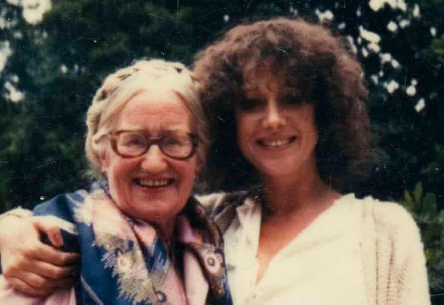 Helen Mirren and her mum