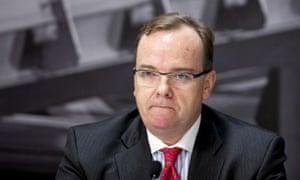 HSBC's chief executive, Stuart Gulliver