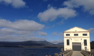 Just opened: Pumphouse Point.