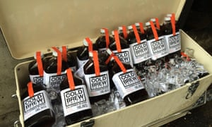 Cold brew for sale at Sydney's Single Origin.