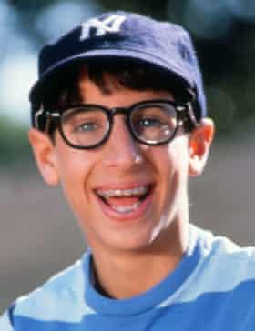 Josh Saviano – Katie's new role model.