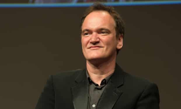 Quentin Tarantino 'couldn't have cared less' about the savage think pieces criticising Django Unchained.