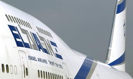 An El Al aircraft
