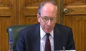 Sir Malcolm Rifkind delivers the intelligence and security committee report on the murder of Lee Rigby.