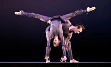 In Light and Shadow by Scottish Ballet at the Edinburgh international festival in 2006