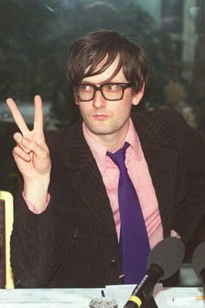Brits Jarvis Cocker