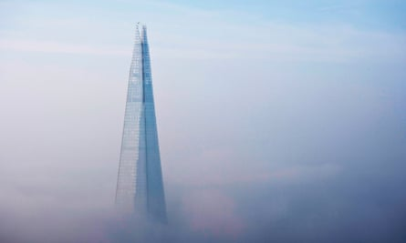 Renzo Piano's Shard, a 'giant middle finger presented to us all'.