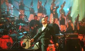 Brits Robbie Williams